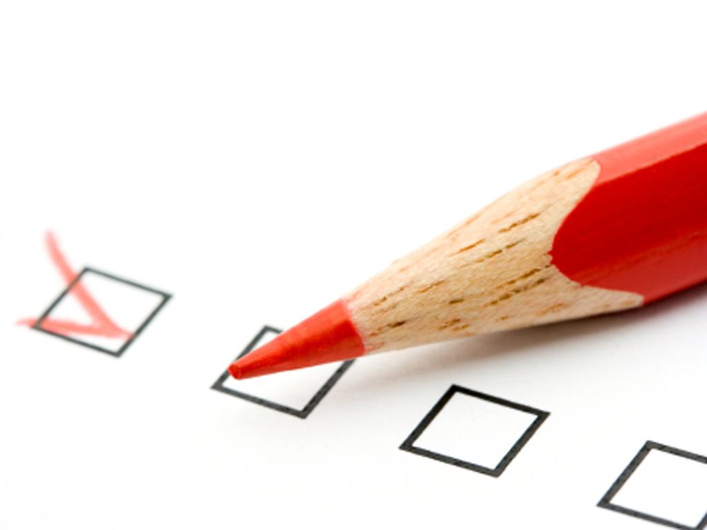 Checklist_redpencil